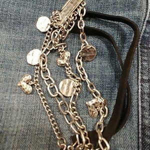 Jewelry - Faith Hope Love 6 strand bracelet